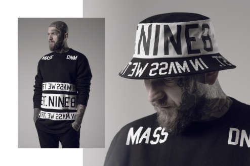 StreetNews #22 - Massdnm98 Blakk Collection