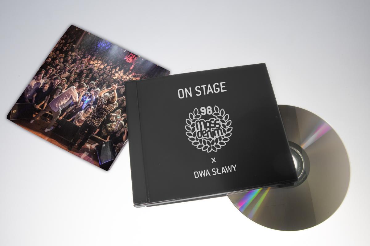 Mass Denim Lookbook s/s17 - on stage - Dwa Sławy