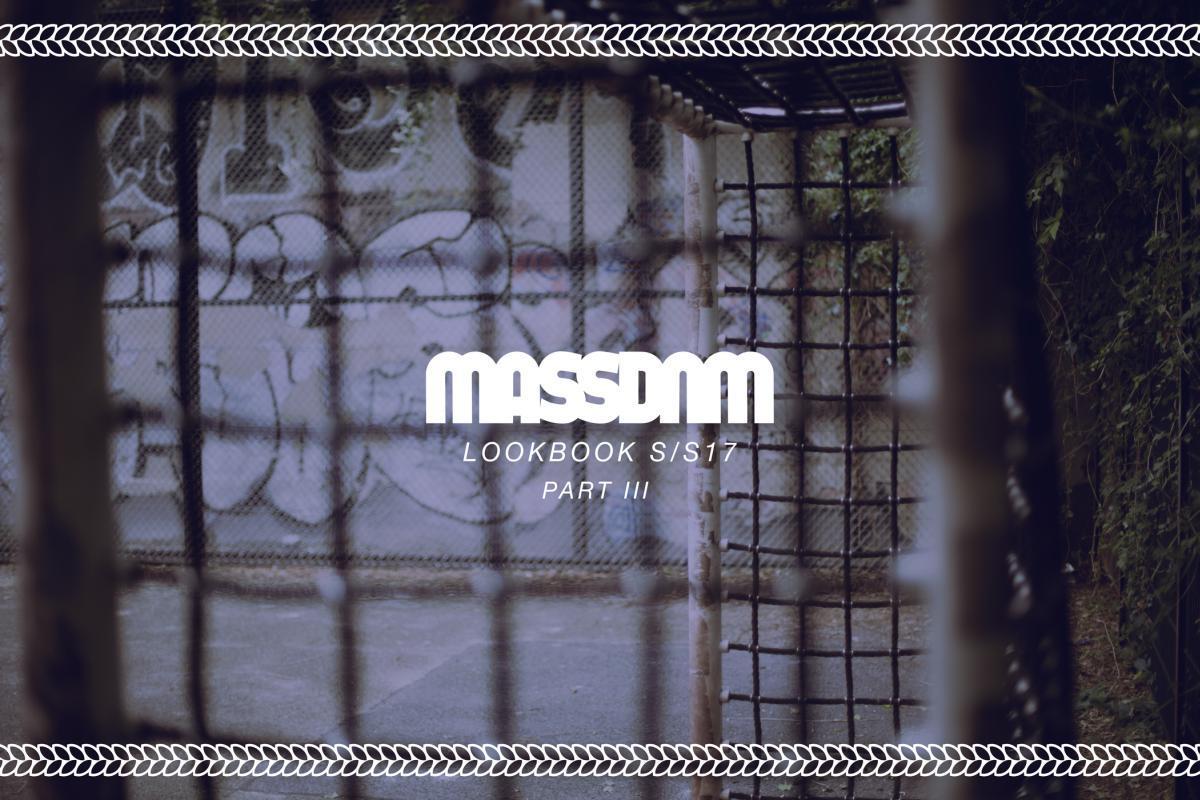 Mass Denim - Lookbook ss17 - part III - Berlin