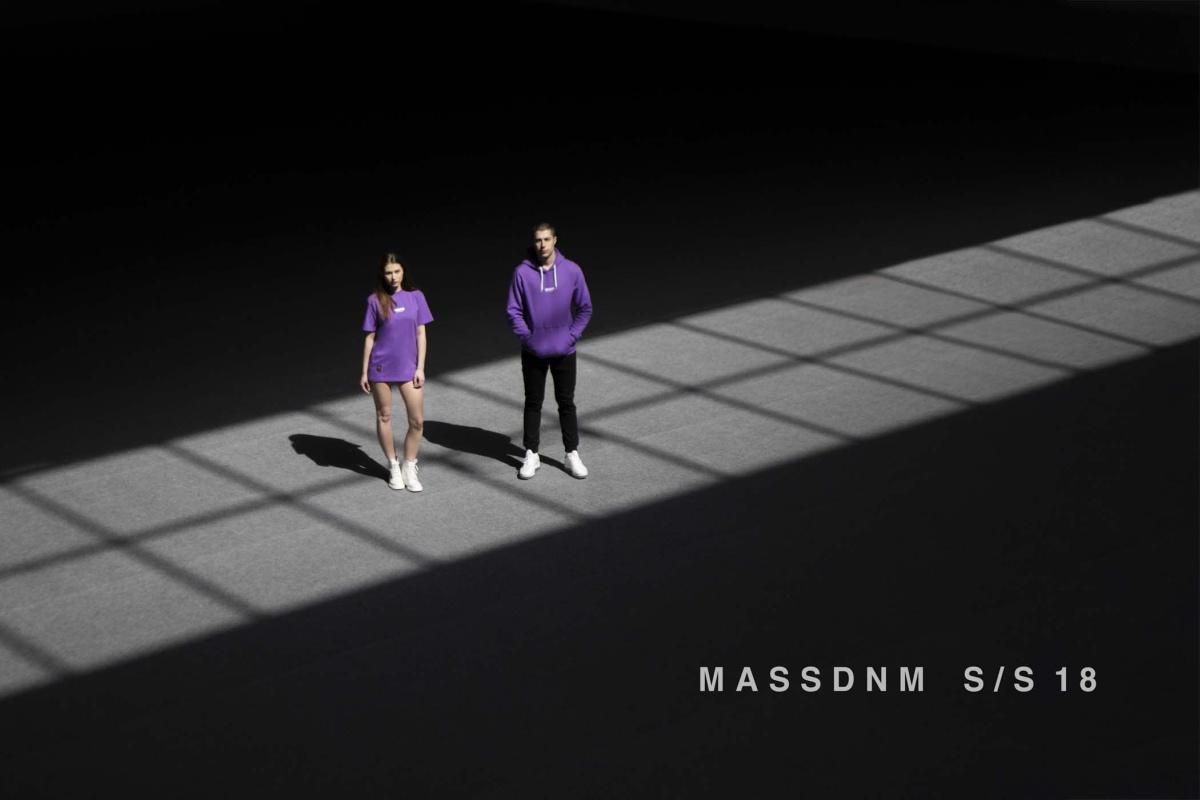 Mass Dnm - ss18 - Lookbook - Nowy klasyk