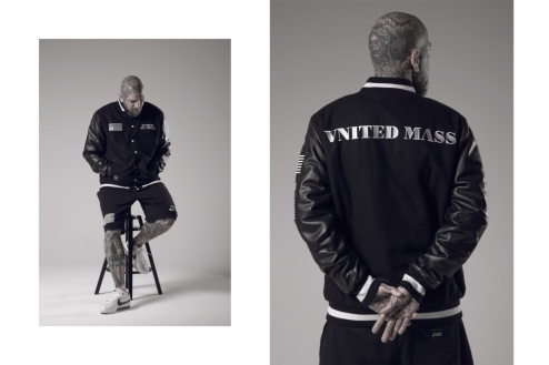 Mass Denim 98 - Spring/Summer 2016 - Lookbook BLAKK