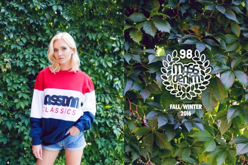 Mass Denim 98 - Fall/Winter 2016 - Girl
